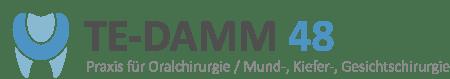 Te-Damm-48 - Praxis für Mund-, Kiefer- und Gesichtschirurgie Berlin |  Dr. Dieter Dietrich und Dr. Gerrit Bierfreund